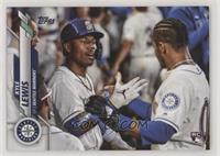 SP Photo Variation - Kyle Lewis (In Dugout)