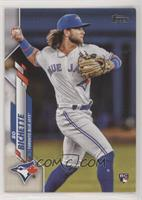 Base - Bo Bichette (Throwing) [EX to NM]