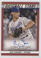 Josh Staumont #/25