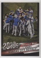 Kansas City Royals #/299