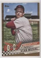 Stan Musial #/50