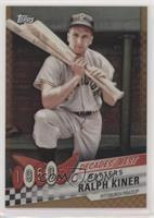 Ralph Kiner #/50