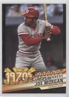 Joe Morgan #/299