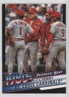 St. Louis Cardinals [Good to VG‑EX] #/299