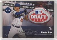 Gavin Lux #/50