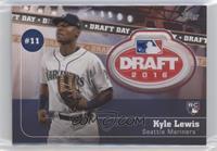 Kyle Lewis #/25