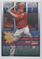 Mike Trout #/632