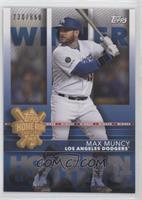 Max Muncy #/668