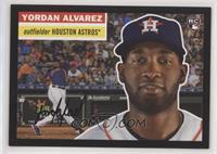 Yordan Alvarez [Noted] #/299