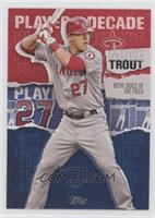 Mike Trout [EX to NM]