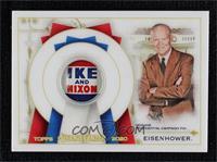Dwight D. Eisenhower #/25