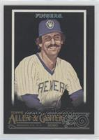 Short Print - Rollie Fingers