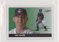 1955 Topps - Jim Thome