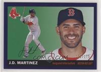 1955 Topps - J.D. Martinez #/175