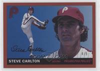 1955 Topps - Steve Carlton #/5