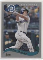 2002 Topps - Kyle Seager #/99