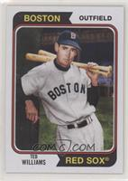 1974 Topps - Ted Williams