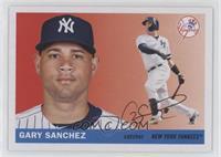 1955 Topps - Gary Sanchez