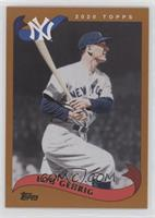 2002 Topps - Lou Gehrig