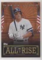 Nickname Poster - Aaron Judge