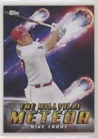 Nickname Poster - Mike Trout