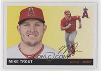 1955 Topps - Mike Trout