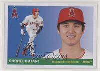 1955 Topps - Shohei Ohtani (Action Image in Color) [Noted]