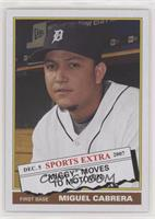 1976 Topps Traded - Miguel Cabrera