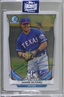 Jorge Alfaro (2014 Bowman Draft Chrome Top Prospects) [Buy Back] #/22
