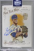 Zack Wheeler (2014 Topps Allen & Ginter) [Buy Back] #/36