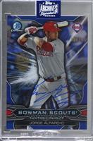 Jorge Alfaro (2015 Bowman Draft) [BuyBack] #/17