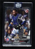 Willson Contreras (2017 Bowman) [Buy Back] #/86