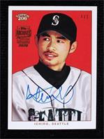 Ichiro Suzuki (2002 Topps 206) [BuyBack] #/1