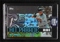 Jeff Bagwell (2005 Topps Hit Parade RBIs) [BuyBack] #/1