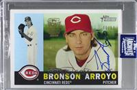 Bronson Arroyo (2009 Topps Heritage) [BuyBack] #/58