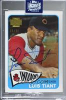 Luis Tiant (1965 Topps) [BuyBack] #/20