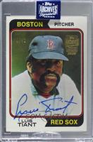 Luis Tiant (1974 Topps) [BuyBack] #/52