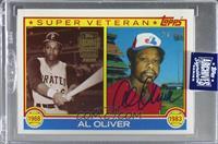 Al Oliver (1983 Topps) [BuyBack] #/99