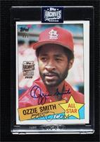 Ozzie Smith (1985 Topps) [Uncirculated] #/1