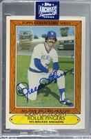 Rollie Fingers (1985 Topps Woolworth's All-Time Record Holders) [BuyBack]…