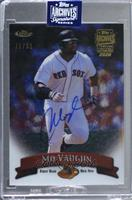 Mo Vaughn (1998 Topps Finest) [BuyBack] #/31