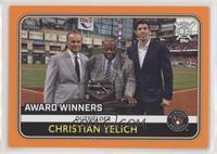 Award Winners - Christian Yelich