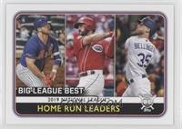 League Leaders - Pete Alonso, Cody Bellinger, Eugenio Suarez