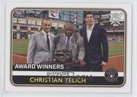 Award Winners - Christian Yelich