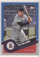 Ted Williams #/40