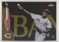 SP Photo Variation - Aristides Aquino (Throwing) #/50