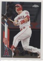 Base - Mike Trout (White Jersey)