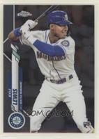 Base - Kyle Lewis (White Jersey)