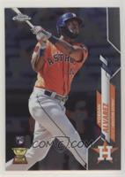 Base - Yordan Alvarez (Orange Jersey)