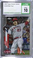 All-Star Game - Mike Trout [CSG10Pristine]